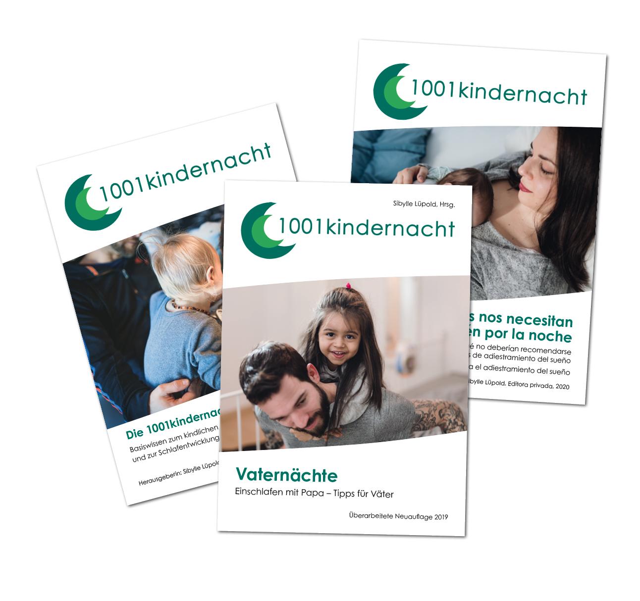 Broschüren für 1001 Kindernacht